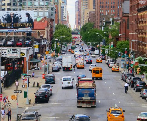Getaway til mine favoritter på Manhattan