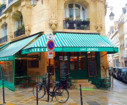 Tæt og charmerende favorit i Paris