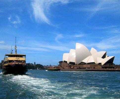 Getaway til Australien