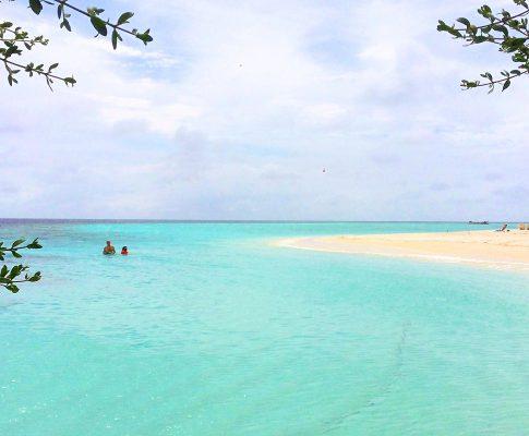 Getaway til Maldiverne med børn
