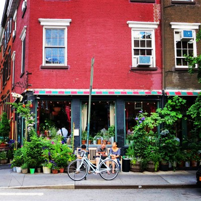 The Spotted Pig, Greenwich Village