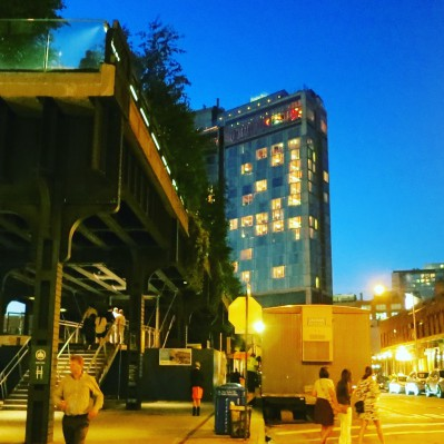High Line, Meatpacking District